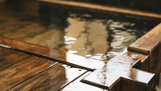 温泉のイメージ